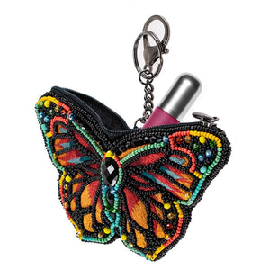 Mary Frances Beauty Coin Purse/Key Fob