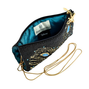 Mary Frances/Disney Shimmering Feathers Crossbody Phone Bag
