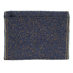 Mary Frances Liberty Beaded Crossbody Clutch