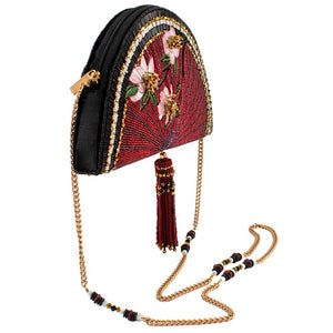 Mary Frances/Disney Legendary Beaded Crossbody Handbag