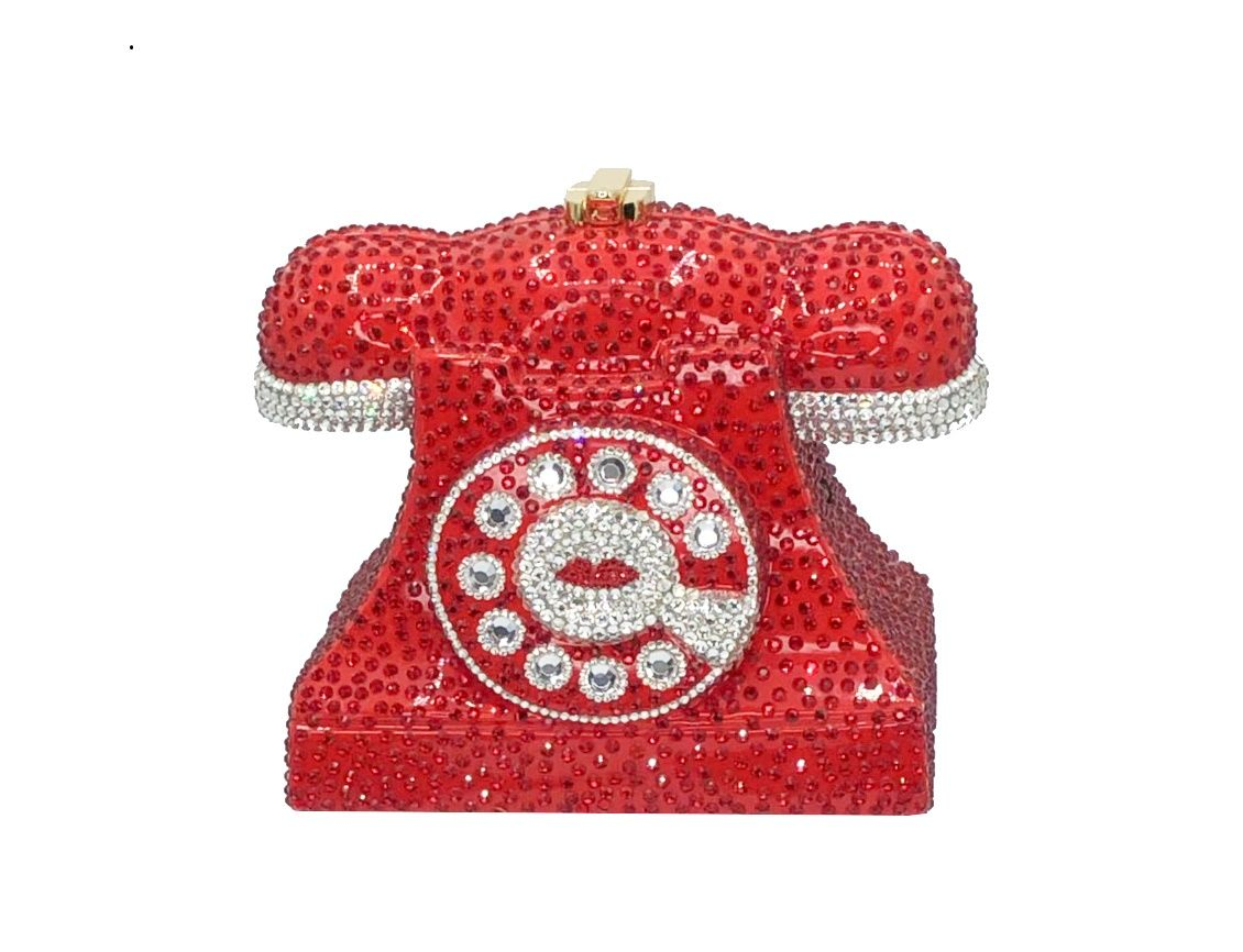 Timmy Woods MARILYN PHONE with Swarovski Crystals