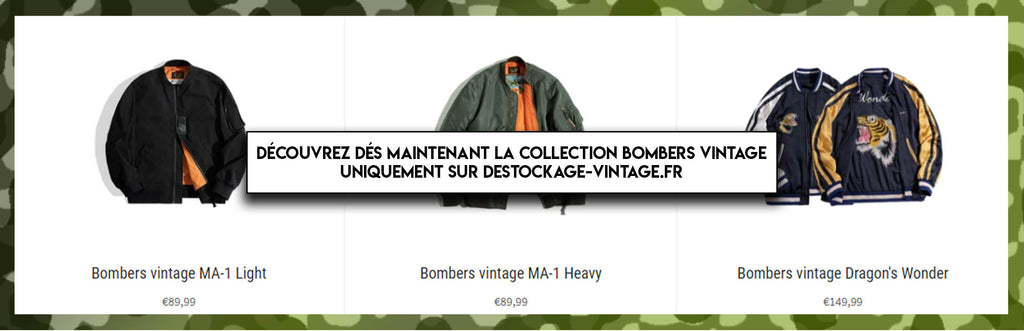Collection de bombers