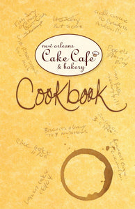 Cake Cafe Cookbook