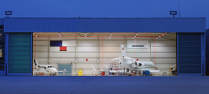 Saving aerospace companies time and money with a satellite/GPS repeater