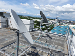 Providing the complete data over satellite solution in the Philippines