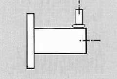 waveguide to coax model diagram