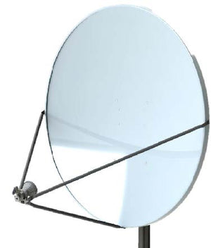 1.2m antenna - front