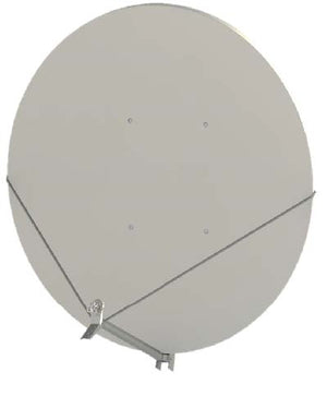 2.4m antenna front