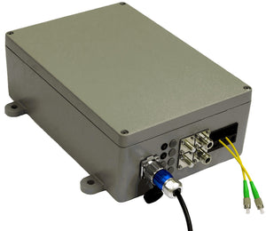 Outdoor Unit for Fibre Optic Interfacility Links