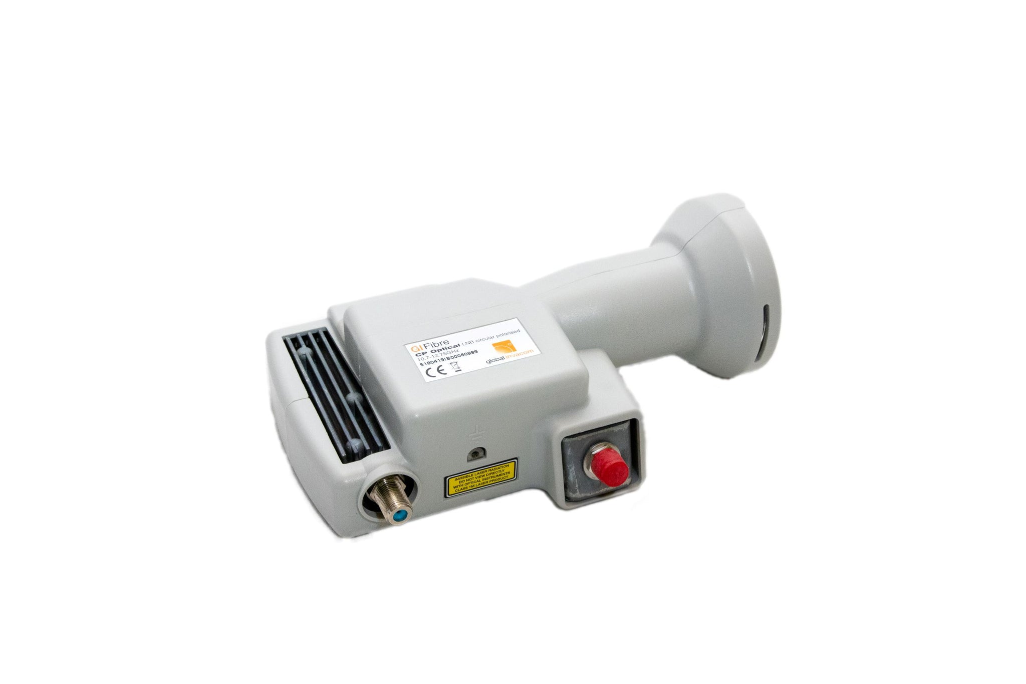 Fibre optical LNB