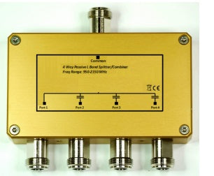 L Band 4-Way Passive Combiner_Splitter