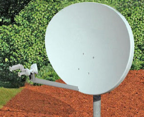 75cm Elliptical Antenna System