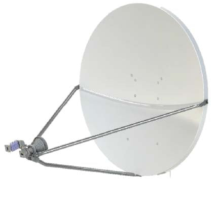 96cm antenna system - front