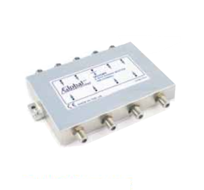 Commercial L Band 8 way Splitter