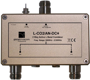 L Band 2 Way Active Combiner