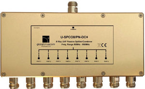 UHF 8 Way Passive Splitter/Combiner