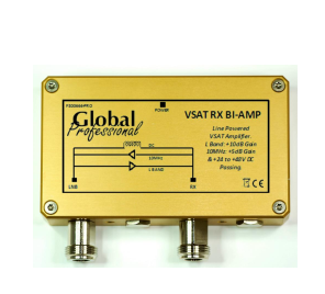 VSAT Receive Bi Amp