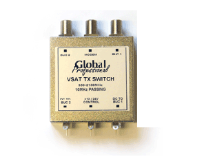 VSAT Transmitter Changeover Switch