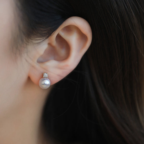 Japanese-White-Akoya-Cultured-Pearl-Stud-Earrings