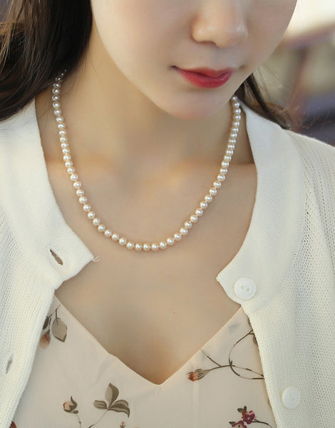White-Freshwater-Cultured-Pearl-Necklace-for-Women
