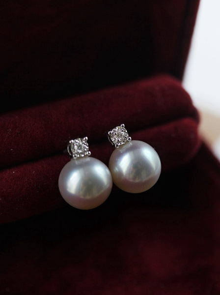 Pearl-Earrings-Set-for-Women-Pearl-Studs-with-925-Sterling-Silver