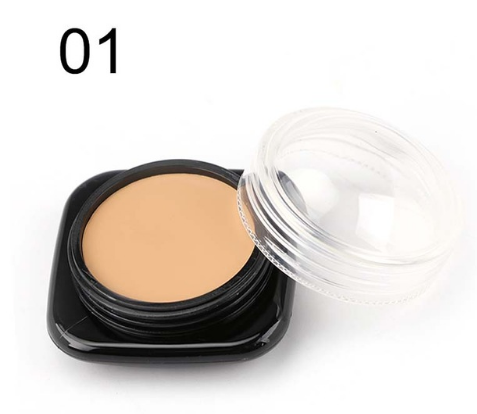 M.n Menow Brand New Concealer 9 Colors Professional Cosmetic Women Contouring Makeup Cosmetic Facial  C16001 - Beccaskulture
