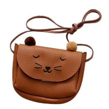 Load image into Gallery viewer, Banabanma Mini Cute Cat Ear Shoulder Bag Kids  Messenger Bag - Beccaskulture