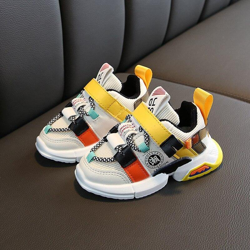 New Arrivals Kids Shoes for Boys Baby Toddler Sneakers - Beccaskulture
