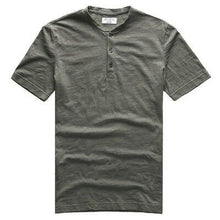 Load image into Gallery viewer, Bamboo cotton men's short sleeved T-shirt - Beccaskulture