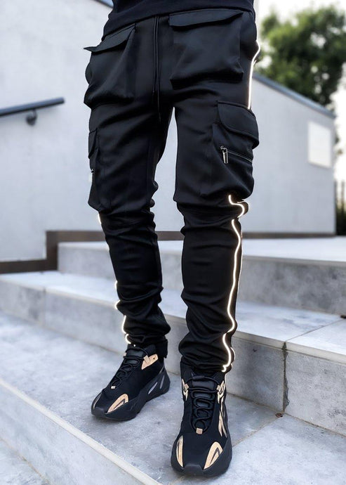 Men's casual pants spring and autumn new sports pants - Beccaskulture