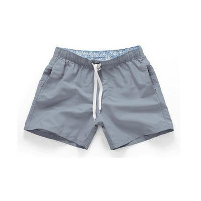 Pocket Quick Dry Swimming Shorts For Men - Beccaskulture