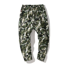 Load image into Gallery viewer, Camo Streetwear Joggers Men Pants - Beccaskulture
