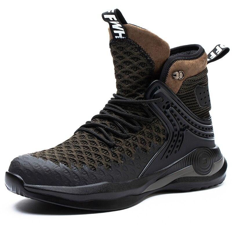 Men Indestructible Safety boot - Beccaskulture