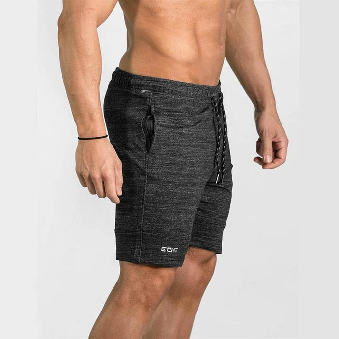 Summer GYM Shorts Men Fitness Running Sport Shorts - Beccaskulture