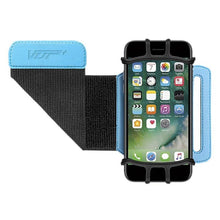 Charger l'image dans la galerie, Wrist Phone Band Forearm Wristband Holder 180 Degree Rotatable - Beccaskulture