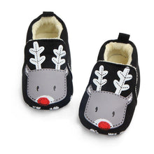 Load image into Gallery viewer, Cartoon Fox Baby Girls Winter Warm First Walkers Shoes - Beccaskulture