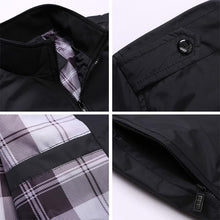 Load image into Gallery viewer, Mens Jackets Spring Autumn Casual Coats - Beccaskulture