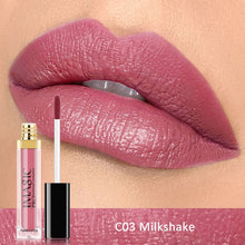 Load image into Gallery viewer, Waterproof Lip Gloss Matte Liquid Lipstick Matte Lipstick Lipkit Cosmetics 12color - Beccaskulture