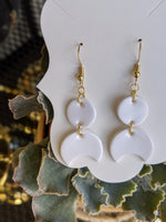 Crescent Moon Earrings | Locally made earrings