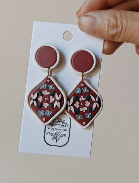 Rue | Locally Made Earrings