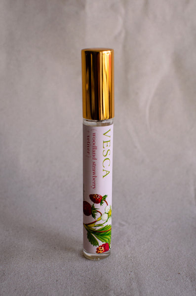 VESCA { woodland strawberry + vetiver } EDP Spray 9ml