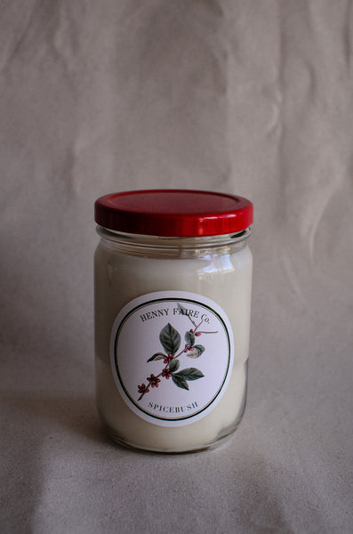 Forage Fragrance Candle | 10oz. Candle by Henny Faire