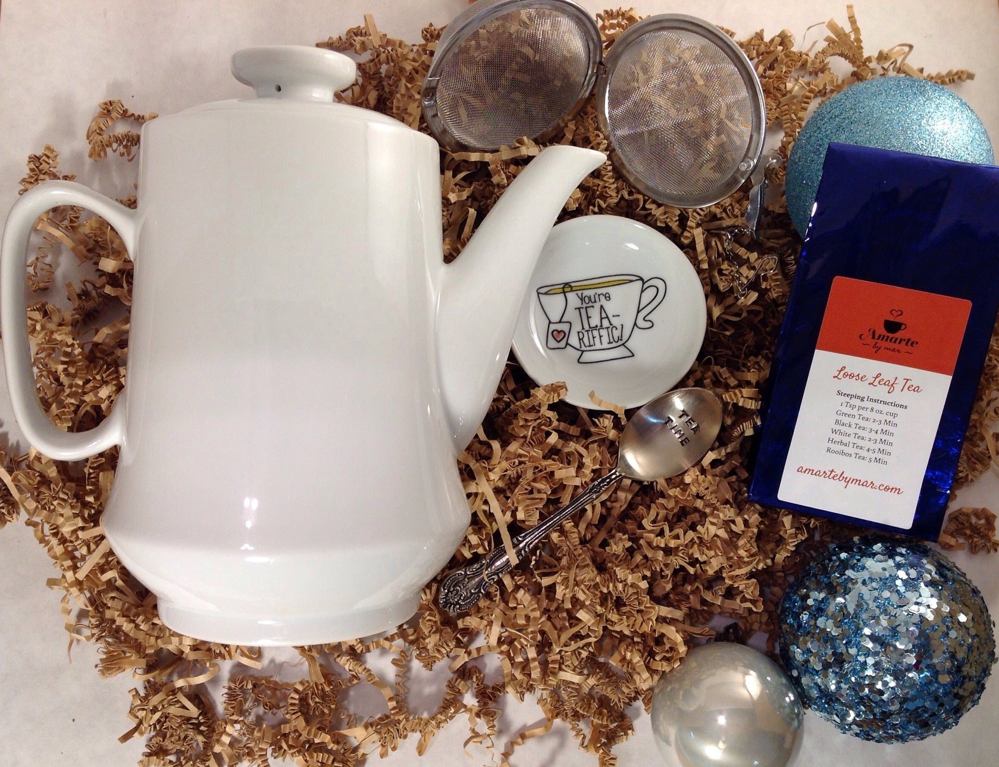 The Tea-riffic Gift Set