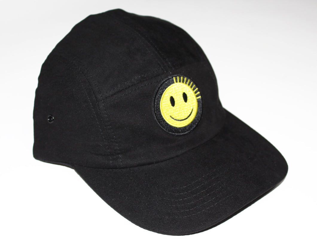 Unisex happy face hat