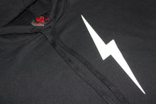 Load image into Gallery viewer, Cropped fleece lighting hoodie