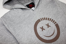 Load image into Gallery viewer, Unisex happy face hoodie