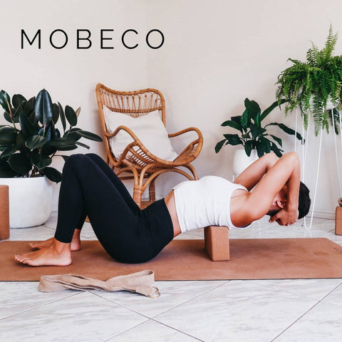 Mobeco Sustainable Eco Friendly Exercise and Mobility Tools | Eco friendly personal recovery tools | Sequela Store
