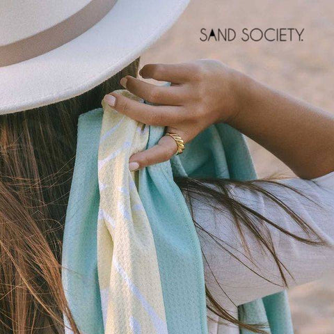 Sand Society Recycled Eco Friendly Towels | Sequela Store