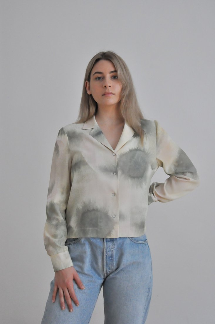 Hebe shirt - Upcycled & made to measure