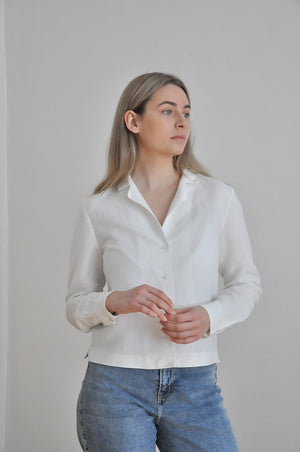 Hebe shirt - All natural & Made to measure